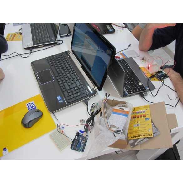 Kit Basico Arduino