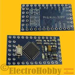 Arduino Pro Mini 3,3V/8Mhz