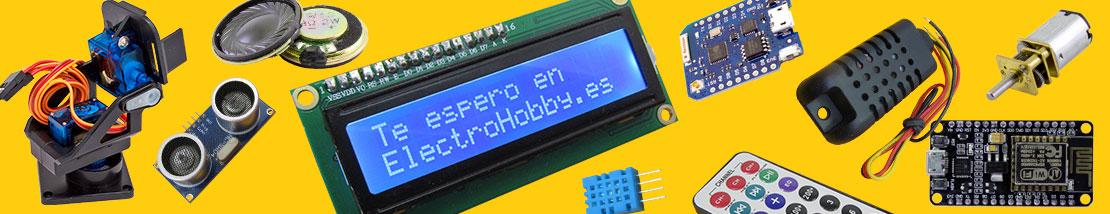Electrónica y Arduino para todos los bolsillos desde 2011